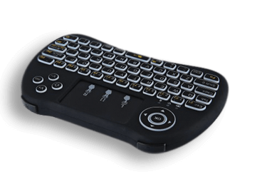 Kıbrıs H9 Mini Keyboard